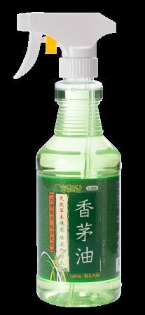 香茅油家庭號 550ml噴頭版