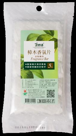 樟木香氛片 - 5入