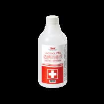 75%酒精消毒液(補充瓶)